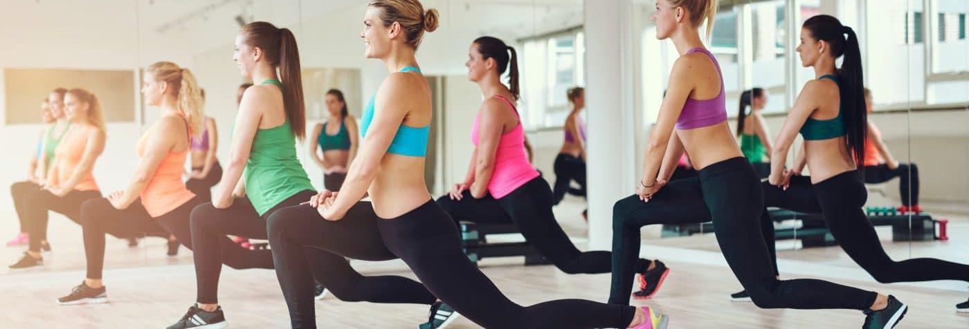 Aerobics Instructor Insurance Image