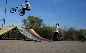 Freestyle BMX Insurance Image