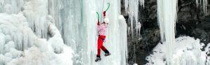 Ice climbing insurance image