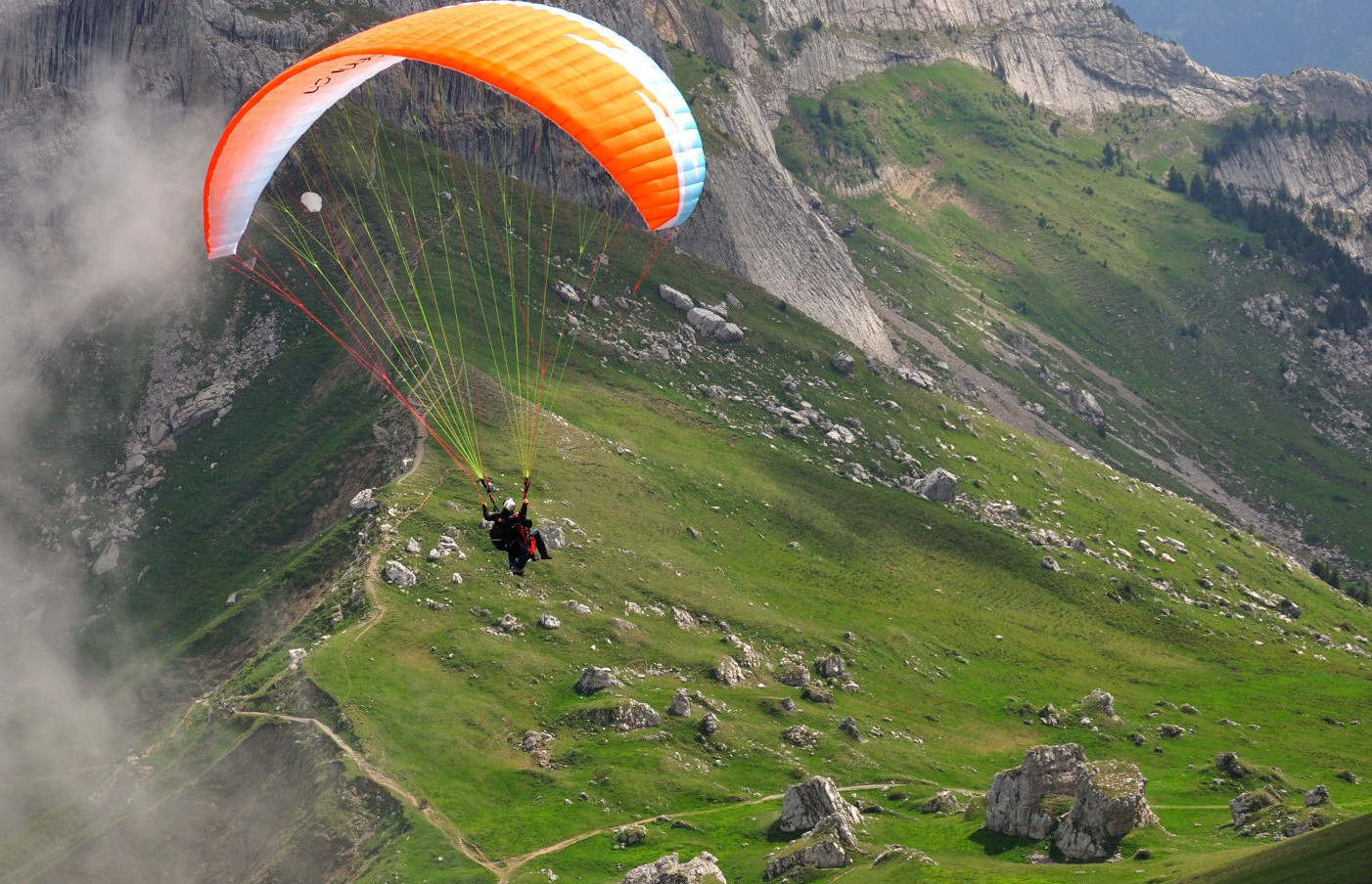 Paragliding insurance img