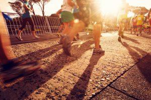 Marathon Running Insurance Image