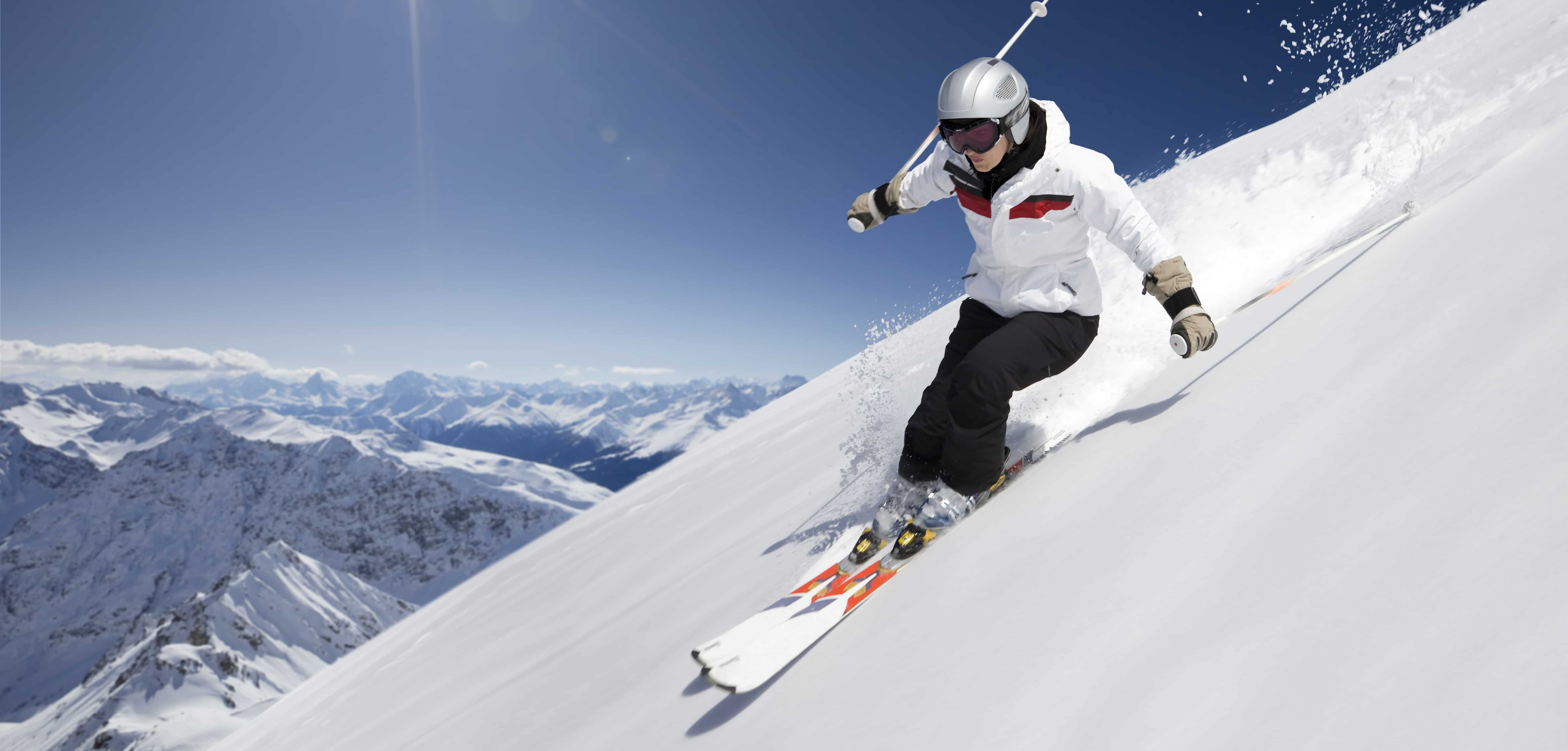 Skiing Most Common Injuries Sportscover Direct