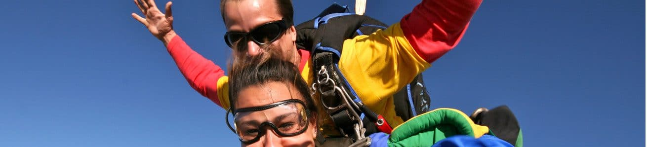 Skydiving Insurance - Cover For Tandem Dives | SportsCover
