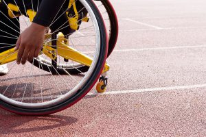 wheelchair sports insurance