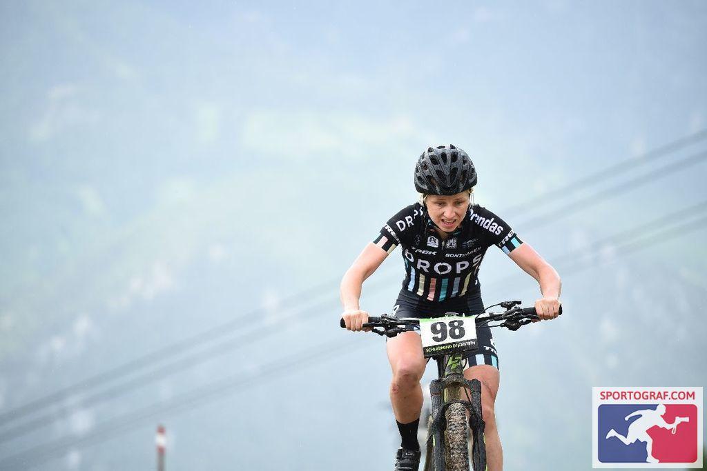 Karla Boddy - Transalp Challenge