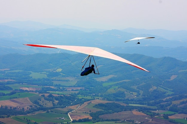 Hang Gliding Insurance Sportscover Direct
