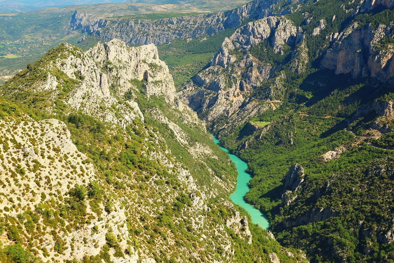 Verdon Gorge small