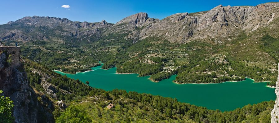 cycling-guadalest