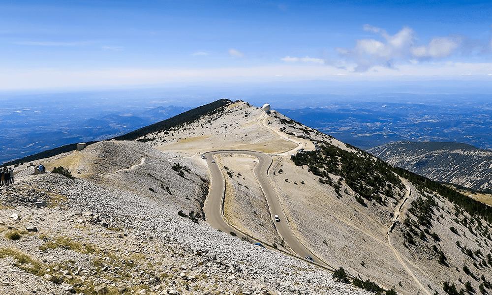 mont ventoux view