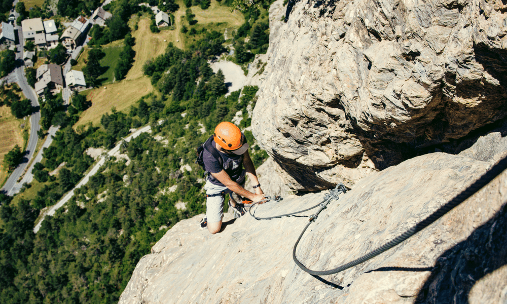 via ferrata cover