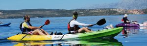 adventure holiday kayaking
