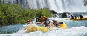 adventure holiday croatia rafting