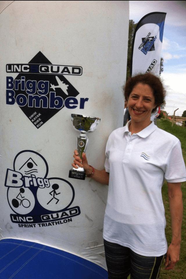 Helen Russell Goals Brigg Bomber