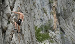 adventure holiday climbing