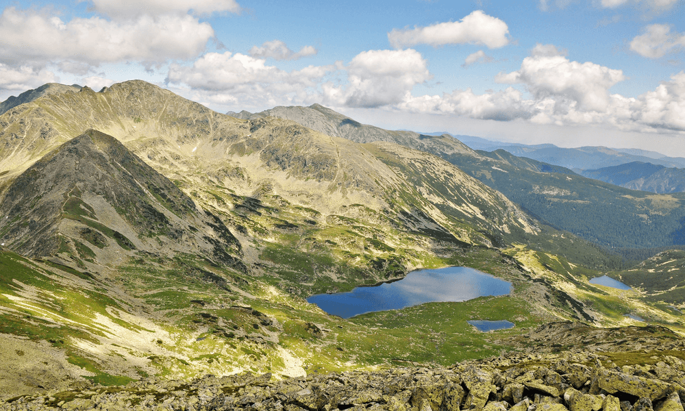 Burcura Lake - Hiking Romania