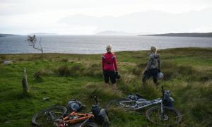 Bikepacking Scotland