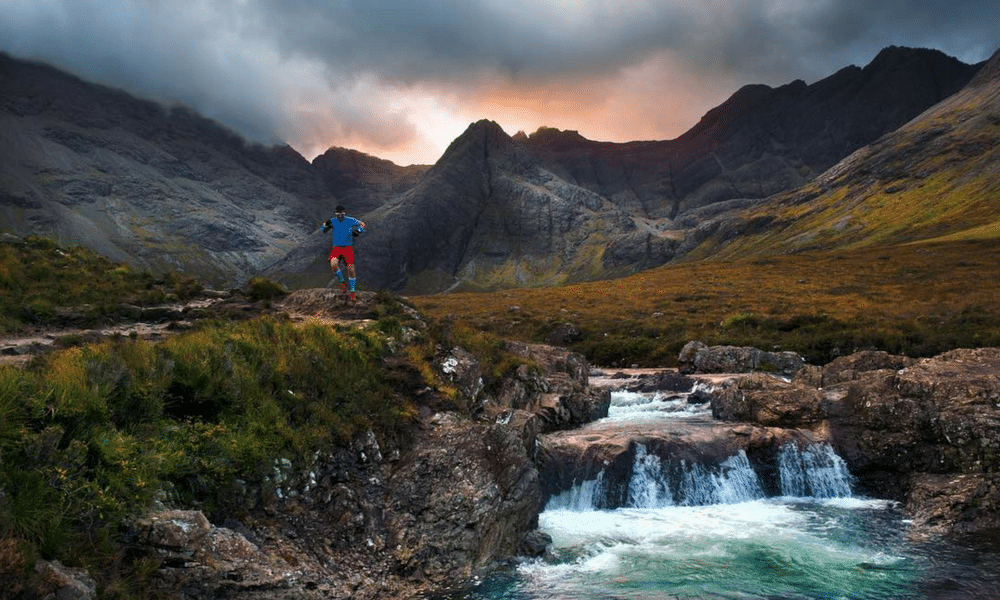 Ness Knight Trail Running