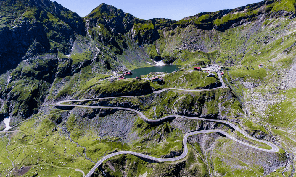 Hiking Romania - Transfagarasa