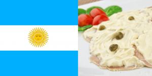 Argentina Christmas Dinner