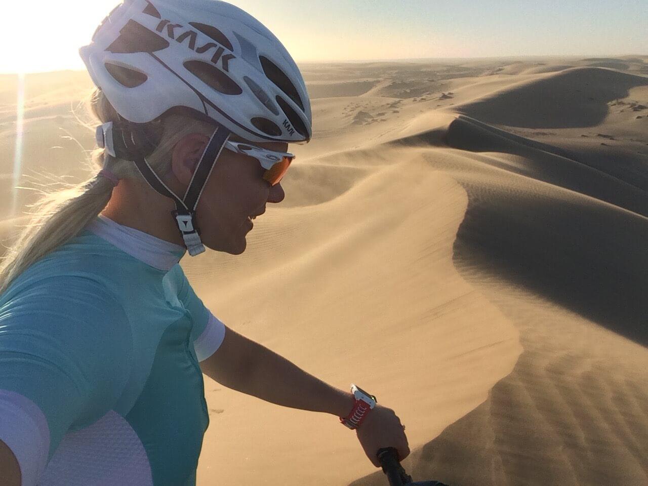Ness Knight Namib Desert