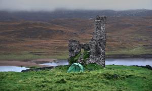 Loch Assynt Ness Knight