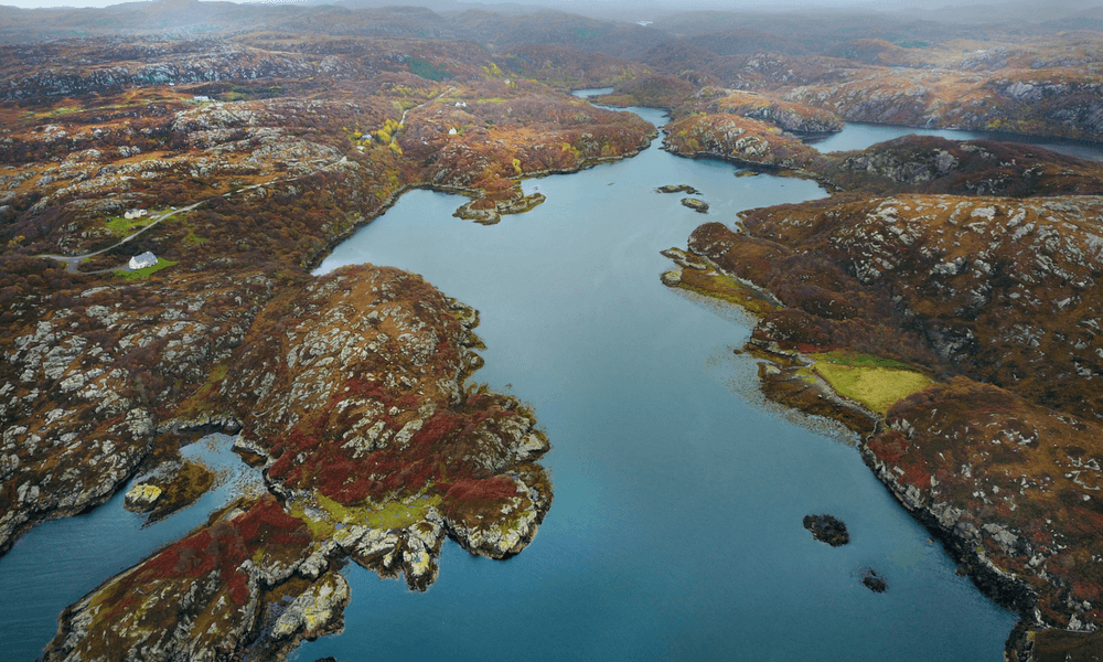 Loch Assynt Scotland