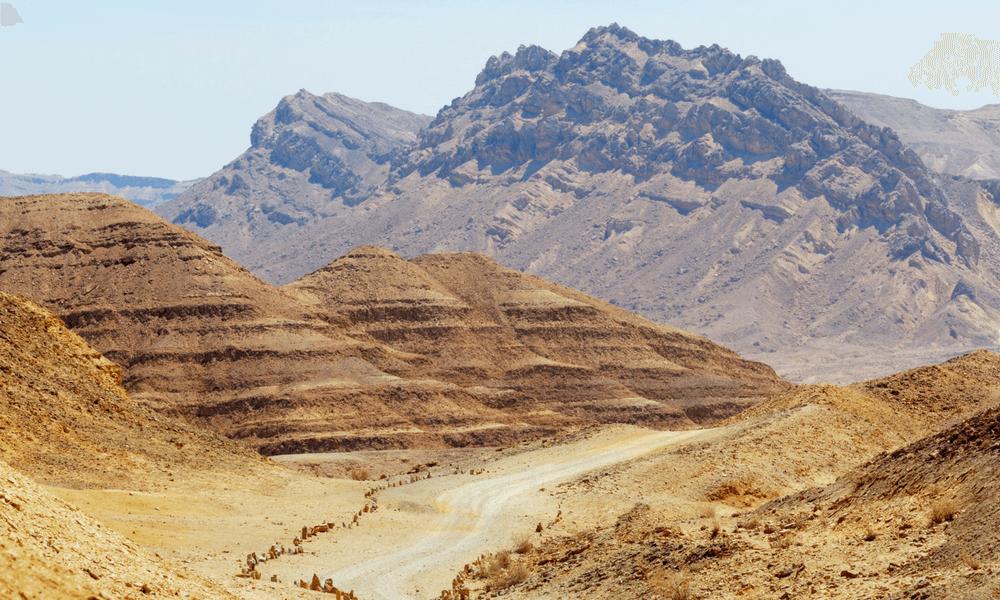 Negev Desert Israel