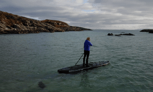 Paddleboarding Scotland