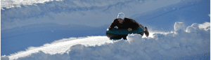 Snow Tubing - Winter Sports