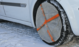 Self-Drive Ski Holiday - Car Sock