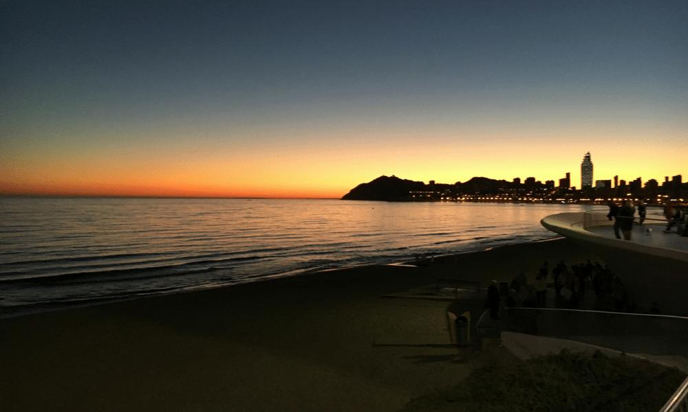 Benidorm Seafront