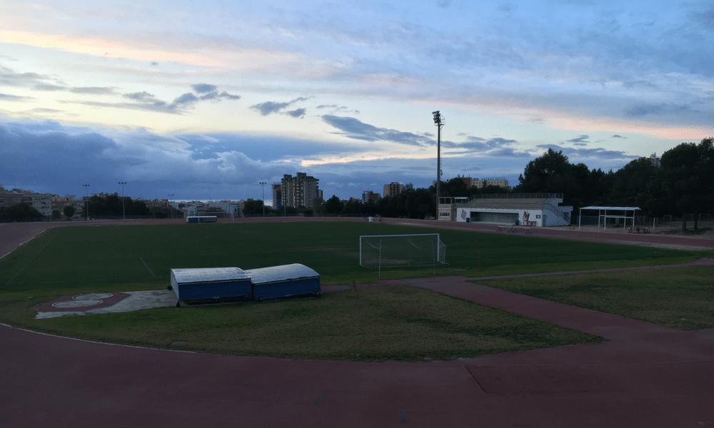 Benidorm Sports Track