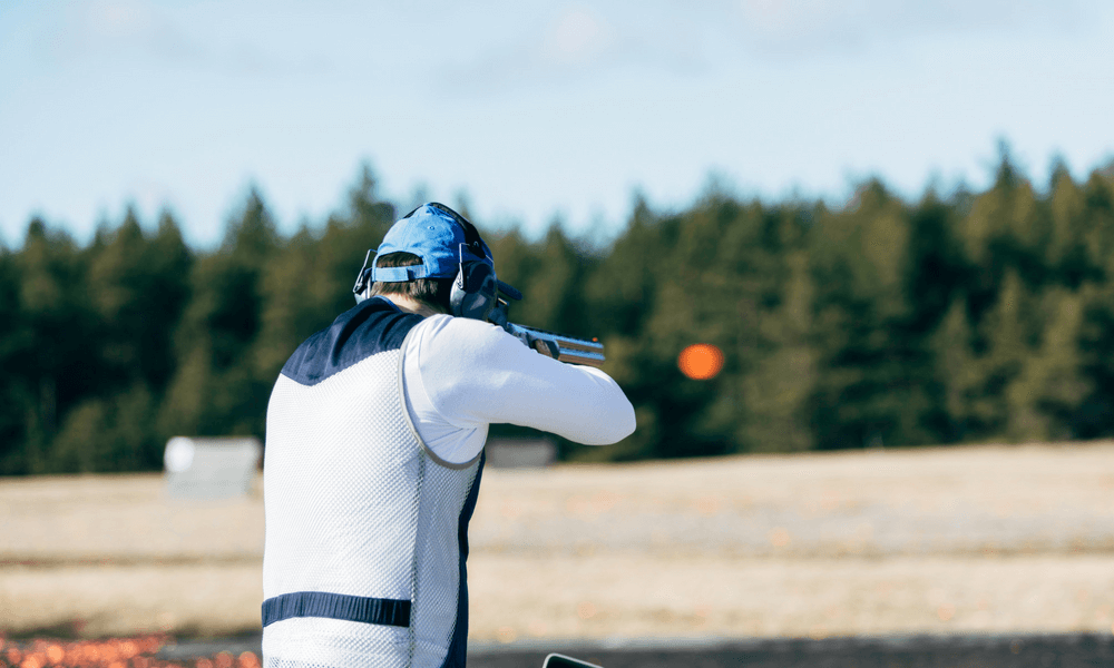Clay Pigeon Shooting Tips - Continue Your Swing
