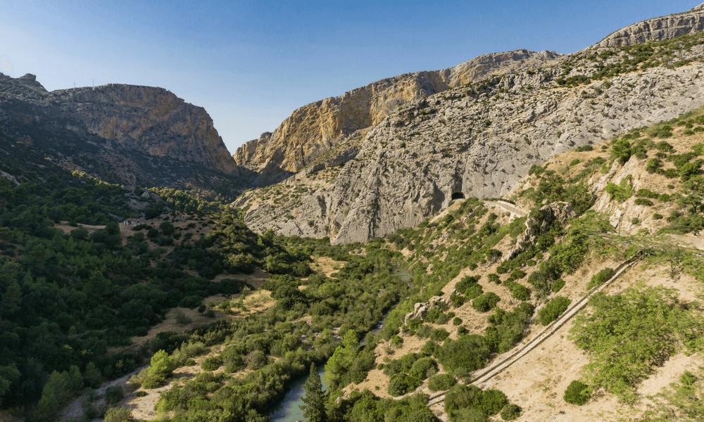 Mountain Biking - Malaga