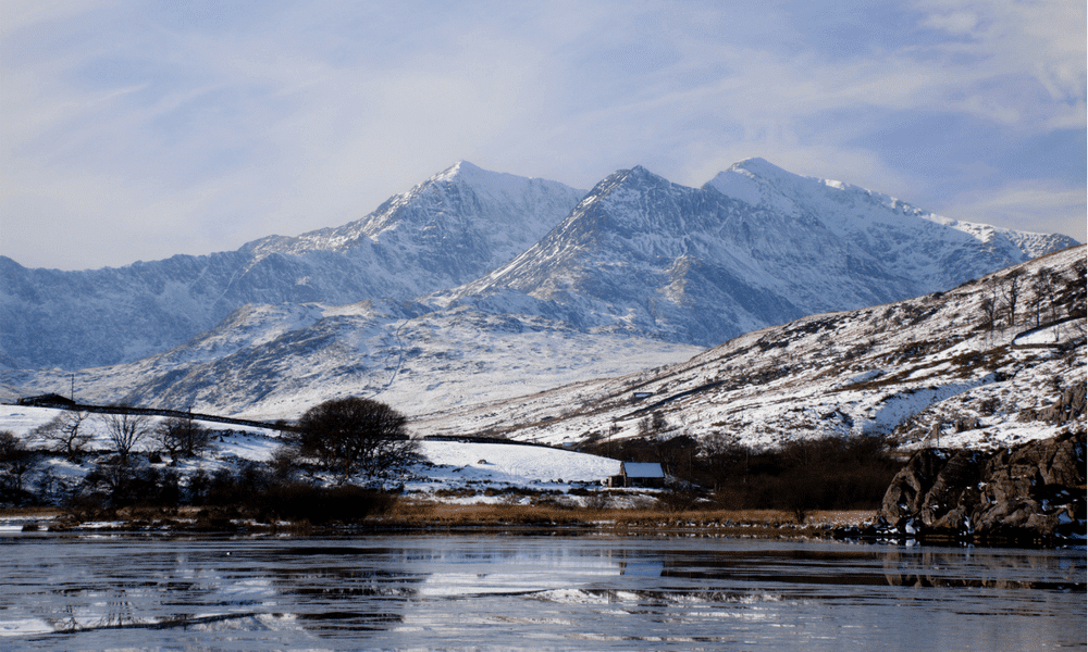 Mountain Biking Snowdonia