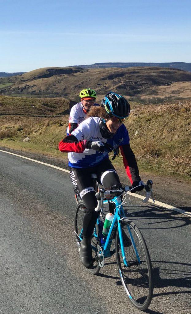 Baggies Bike Challenge Brecon Beacons