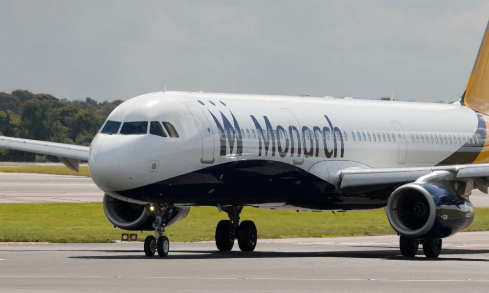 Flight Delays & Cancellations - Monarch