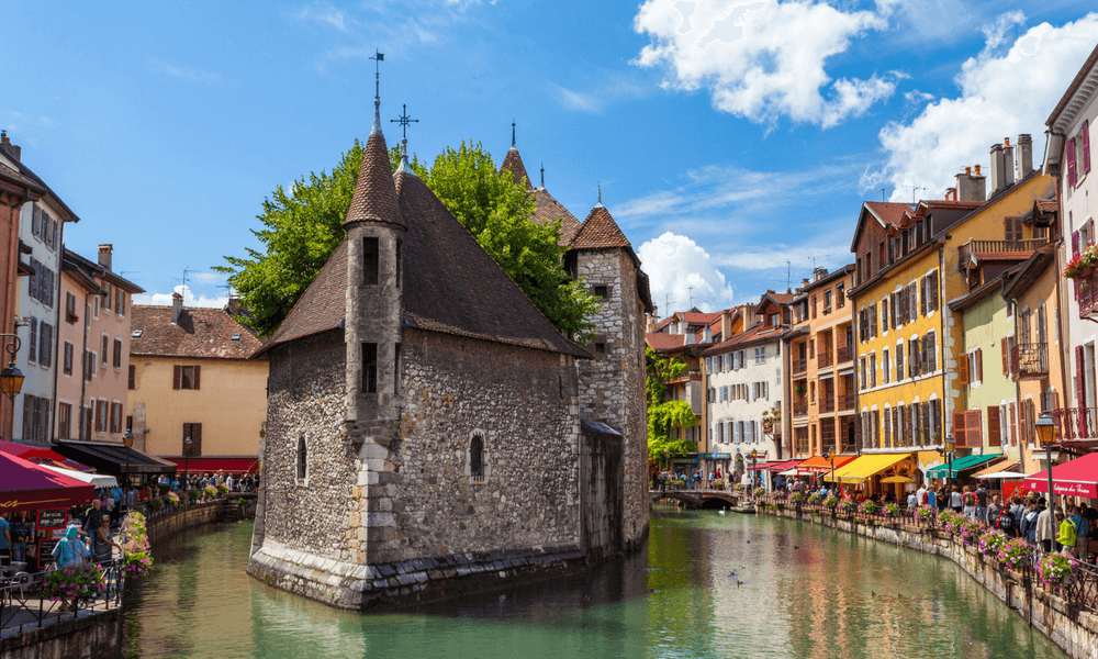 Annecy City