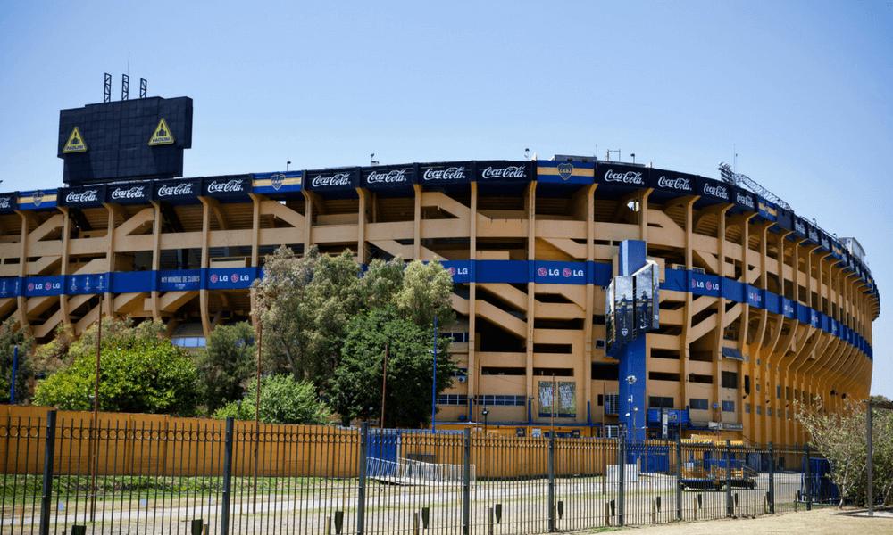 Argentina Boca Stadium