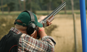 Clay Pigeon Shooting Protection