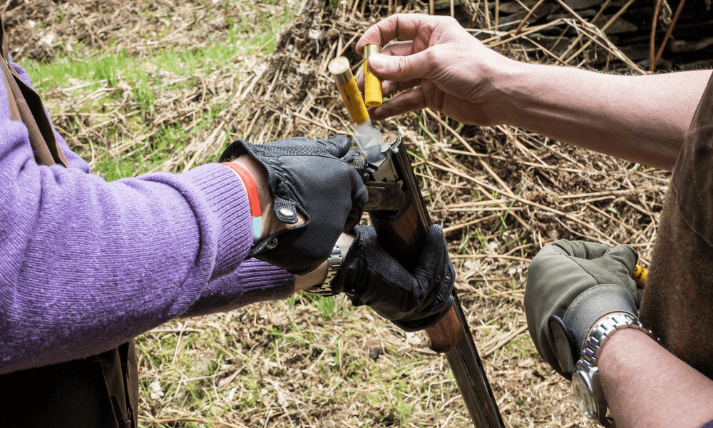 Clay Pigeon Shooting Gloves