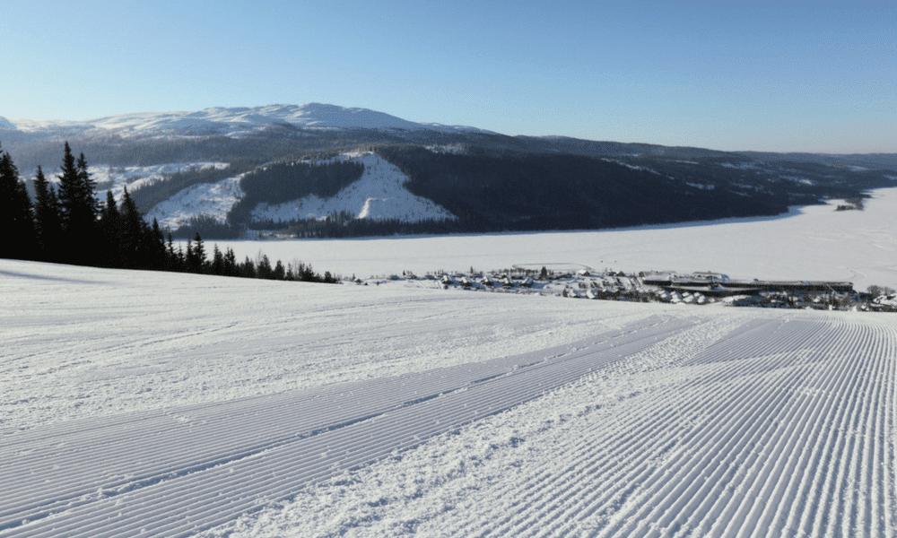 Sweden Skiing