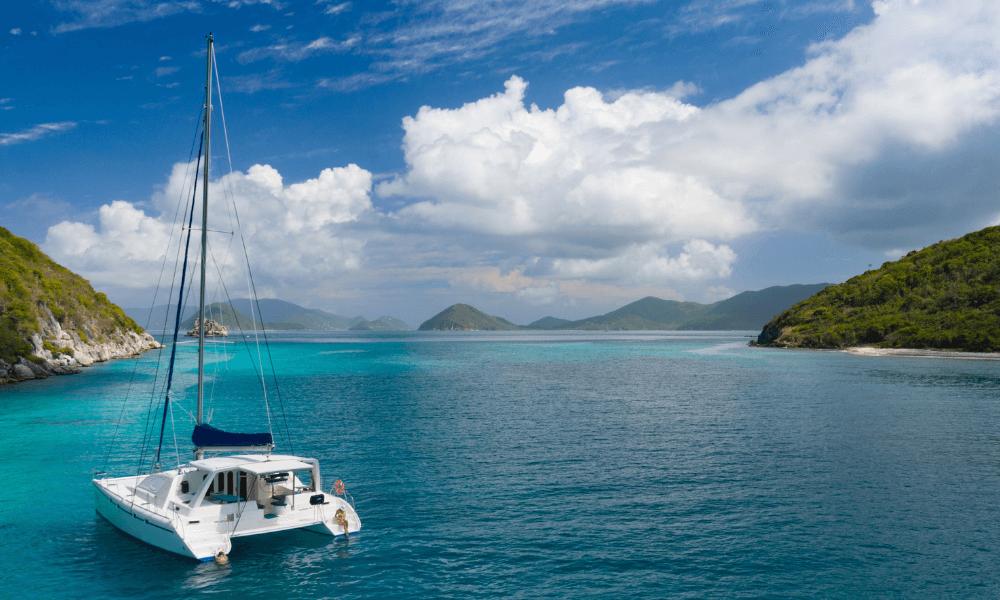 Sailing the Caribbean - Catamaran