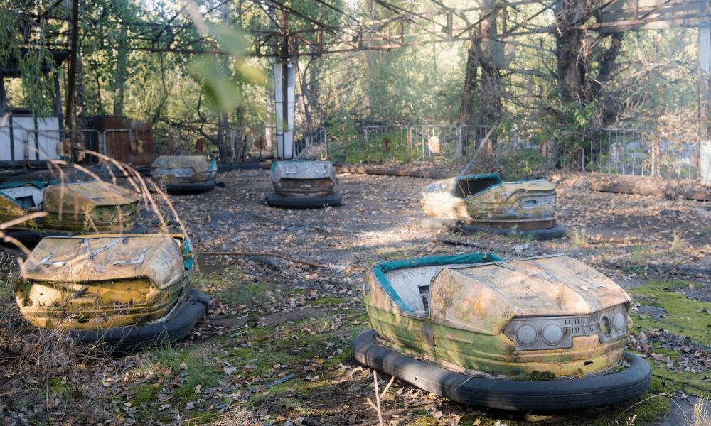 Chernobyl -Kiev