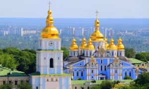 St Michaels - VIsit Kiev