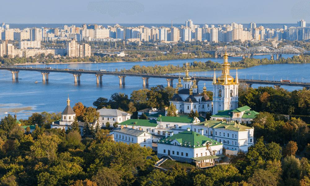 Saint Sophia Cathedral - Kiev