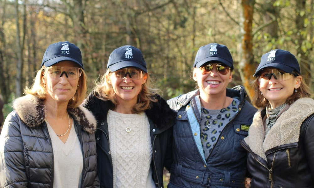 Womens Shooting Group