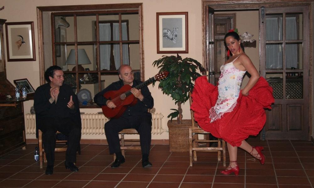 Spanish Dancing in Salamanca