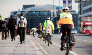 Cycle Path London