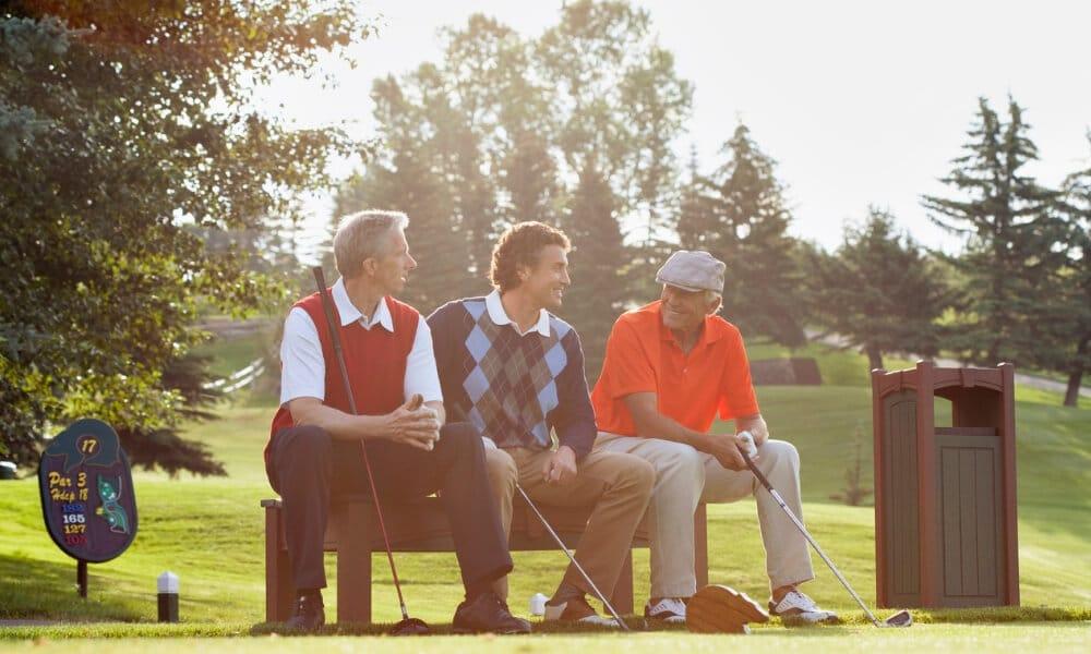 Golf and Health Week
